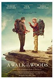 11 walk in the woods